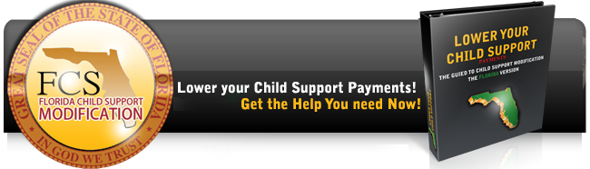 Florida child support modification guide